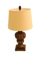 WOODEN AUTUMN LAMP