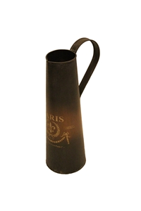 IRON JUG WITH HANDLE - SMALL