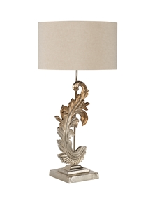 ELEGANT TORSE TABLE LAMP