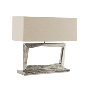 OPEN BOX TABLE LAMP