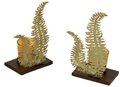 SET OF 2 FERN  T-LITES - SMALL