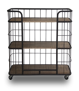 Atkins Open Storage Trolley