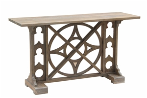 RAFFERTY CONSOLE - NATURAL