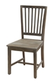 WINSTON CHAIR W/ CUSHION - NATURAL
