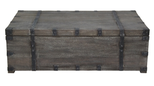 COALE TRUNK COFFEE TABLE