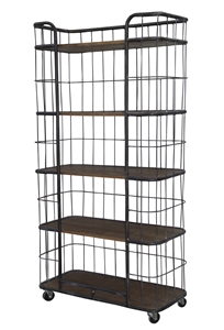 ATKINS DISPLAY RACK