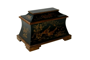 BLACK CHINOSERIE BOX