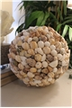 NATURAL MIXED SHELL ORB-X-LARGE