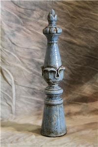 LIGHT DECORATIVE FINIAL-SMALL