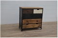 Johnny Multi-Finish Chest of Drawers