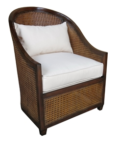CANE BAY CHAIR