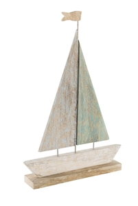 LARGE MARINE SAILBOAT