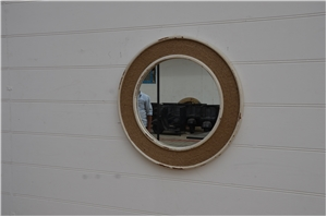 Tethered Rope Mirror