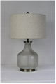St. Augustine Bottle Table Lamp