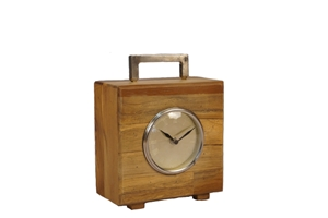 ARCHITECT'S PARQUET MANTEL CLOCK