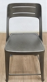 Daxtir Gunmetal Counter Chair