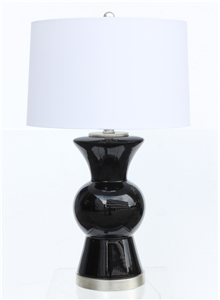 Onyx Belly Table Lamp