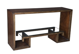 Plank Road Console/Entertainment Center