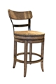 Countryside Counter Chair Rustic Grey