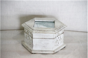 PHOTO BOX - WHITE