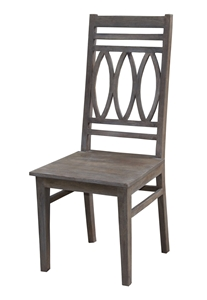 SALEM CHAIR W/ LINEN CUSHION