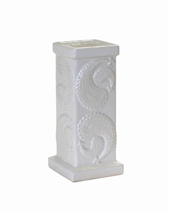 PAISLEY CANDLE PILLAR-SMALL