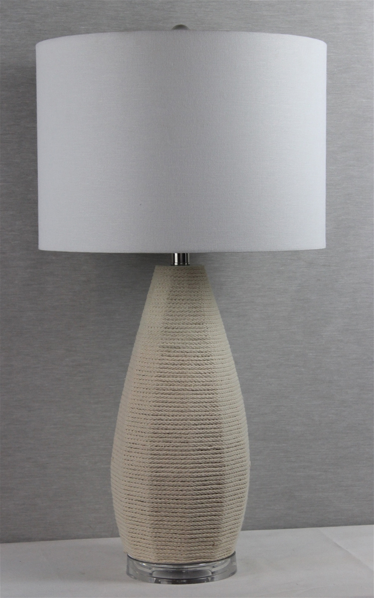 Beachside Rope Table Lamp