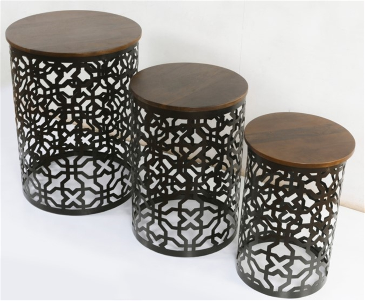 Cross Molina Nesting Table Trio