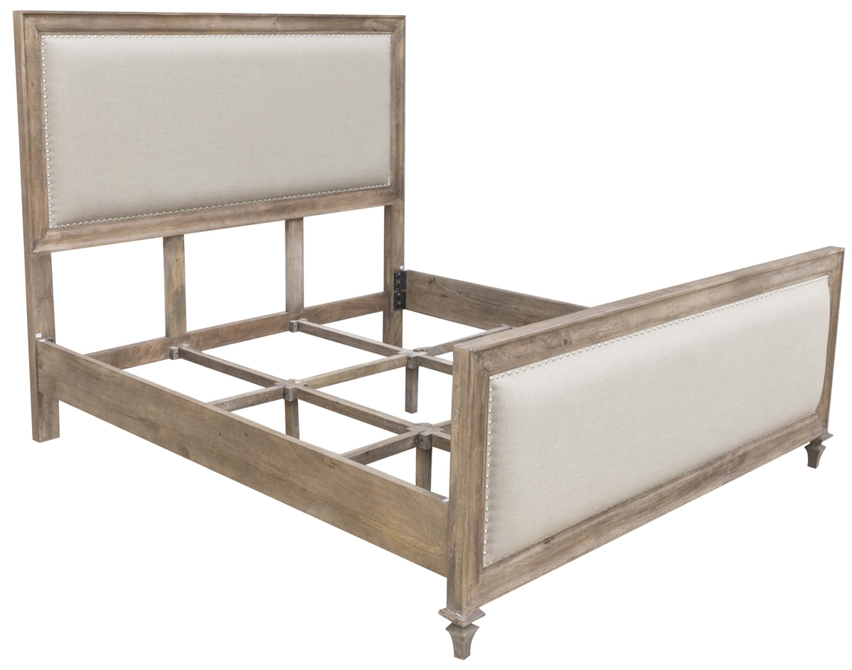 Wright King Bed