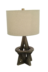 RUSTICA CELESTIAL TABLE LAMP