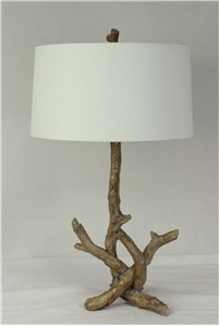 DRIFTWOOD TABLE LAMP-OBSCURE