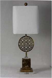 The Ageless Deco Table Lamp