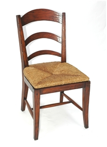 PASTORAL SIDE CHAIR - ACACIA